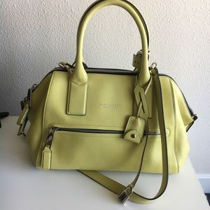 New Marc Jacobs leather bag